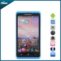 Lenovo S890 Multi language Mobile phone 5IPS 960x540 MTK6577 dualcore1.2G 1GRAM 4GROM Android 4.0 8MP