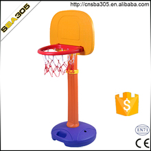 basketball hoop mini with plastic basketball ring