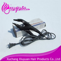 Hair Extension Keratin Fusion Iron claw connector Iron Melting Tool for Pre Bonded Hair with EU,AU,US,UK outlet