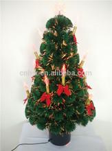 90 CM roja hermosa del Bowknot decorativos LED árbol de navidad luz, giratorio del soporte del árbol de navidad