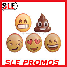 2015 Most Popular Face Party Mask Pvc Emoji Mask For Party