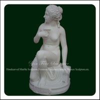 Stone Carving, Marble Sculpture and Marble Statues YFZLMS-(57)