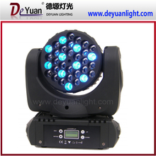 Best price rotating stage light 36pcs 3w led moving head beam wash light