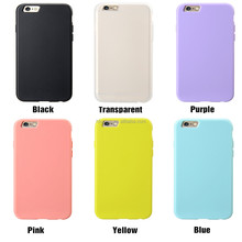 Soft-touched and classic hot sale TPU case cover for Apple iPhone 6 Air 4.7""