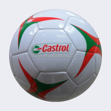 PVC soccer ball/football Size 5,4,3,2 mini brand logo custom print machine sewn wholesale football soccer ball