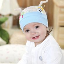 Baby Beanie Fashion Cute Baby Headwear Kids Cotton Cap