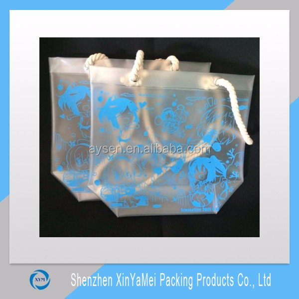 Customised plastic bag manufacturer, plastic bag printing