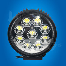 Wholesale 1400lm new 27w car led tuning light led work light for offroad tanks motorcycle bike