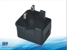 Bulk Dual USB Charger Multi Port USB Chargers for Home and Travel Power Adapter for Mobile Phone 5V 1.5A/2.1A