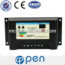 MPPT charge technology HCTS-MPPT series smart solar controller 10A 12V/24V