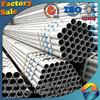 Zinc coated fence galvanized steel pipe square/Rectangular/round/oval tube