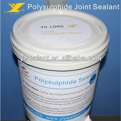 Polysulphide sealant for road