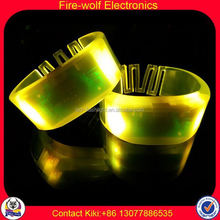 Vivid Design Led Bracelet Wireless Glow Wristband For Concert