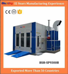 good quality car oven/car spray booth price/used car paint booth for sale