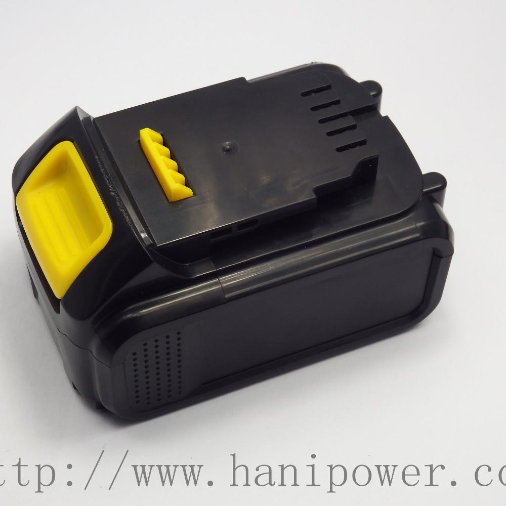 dewalt 18v 4ah combo kit dewalt cordless drill battery for dewalt de9074 dc9071 de9037 dw9072. Black Bedroom Furniture Sets. Home Design Ideas