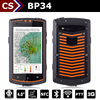 Cruiser BP34 gps tracker senior cell phone, online cell phone gps tracker, dual sim android gps mobile phone 3g