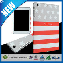 C&T Fashionable Stars Stripes design hard case cover for ipad air 2