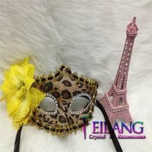 factory mini masquerade mask bio cellulose face mask