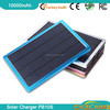 10000mah flexible cheap solar mobile phone charger for mobile phone