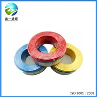 Energy Wire/Copper/PVC insulated electrical wires 450/750V