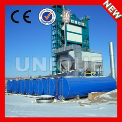 asphalt mixing plant LB2000 with 160tons per hour