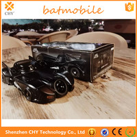 Cool Batmobile Crazy 3d Car Case With Batman Projector Light Cover For iphone 6