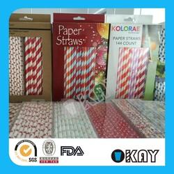 Custom Paper Straw China