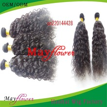 100% virgin filipino hair philippines human hair weave loose wavy curl machine made hot selling