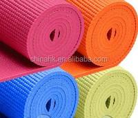 Anti-slip Durable folding Yoga & Pilate Type Yoga mats PVC