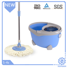 fashion durable oval double device floor mops at walmart