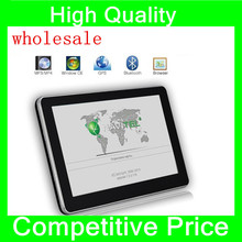 5 inch Car GPS Navigator CPUMTK800 FM 4GB 3DMAP DDR 128M English Russian Hebrew Portuguese Czech and Spain
