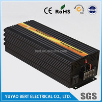 Excellent Quality 48VDC to 120VAC 60HZ USA Socket 5000W Pure Sine Wave Power Inverter Used in Caravan
