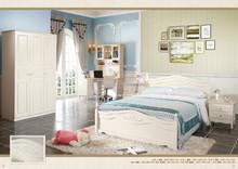 Foshan factory price Korea style classic bedroom furniture