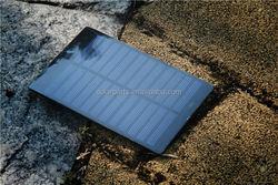 OEM 200*200 1.8W 12V PET Small Mini Size solar Panel