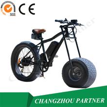 Gran potencia cruiser bici eléctrica para europa mercado
