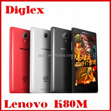 Hot Orignal lenovo K80M 5.5INCH Mobile Phone Intel Atom Z3560 Quad core 2 Cameras 1080 x 1920 p 4g LTE OTG Google play Lenovo