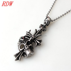 RDW 2015 RDW Fashion Circle Cheap Stainless Steel Jewelry/Bulk Pendant Cheap Jewelry Wholesale