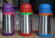 BPA FREE stainless steel Baby Water /Straw Bottle, baby bottle warmer