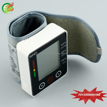 Electronic Wrist Blood Pressure Monitor Watch With Heart Beat Monitor