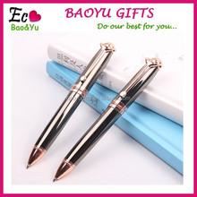 2015 Hot Selling Promotion Metal Ball Pen/Metal Ballpoint Pen With Logo/ Hiqh Quality Metal Ballpoint Pen