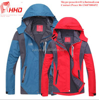 Snow Jacket for Skiing With Red Color Jacket Available