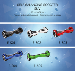 6.5 Inches Portable Fair Comfortable New Style Mobility Used Electric Scooters For Sale