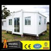Iso9001 shipping modular container house from china