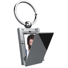 keychain photo viewer, personalized keychain photo frame