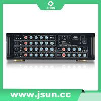 Audio Amplifier Aluminum Case Amplifier Audio Power Amplifer AV-733 USB