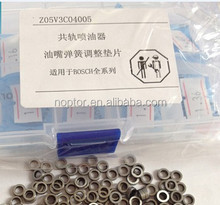 common rail injector nozzle spring adjusting spacer Z05V3C04005