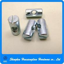 Professional manufacturer cross dowel nut for furniture