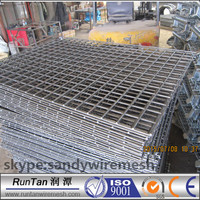 alibaba china supplier mesh box wire cage metal bin storage container