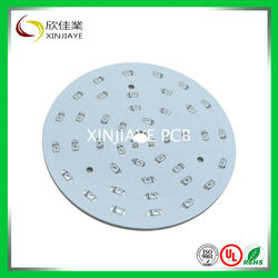 Blank Single Layer Aluminum LED PCB Board Manufacturer