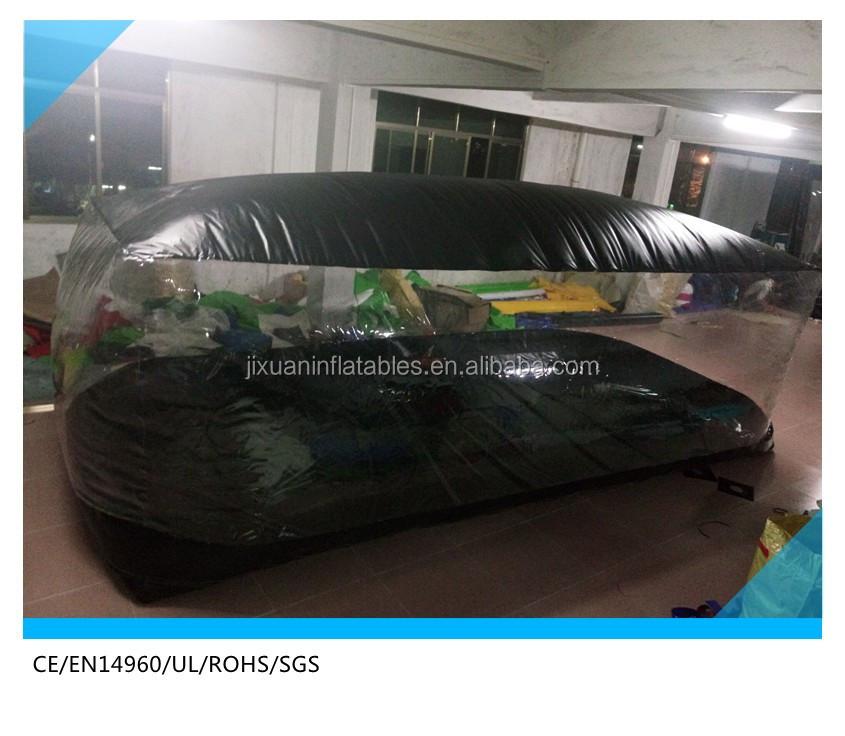 gonflable voiture abri voiture capsule garage abri couvert appareil gonflable pour publicit. Black Bedroom Furniture Sets. Home Design Ideas